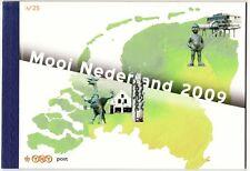 Nederland PR25 Prestigeboekje Mooi Nederland 2009 PF