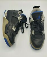 Nike Air Jordan 4 Royal Blue Alternate Sneakers Shoes Size 8 Womens sz 10