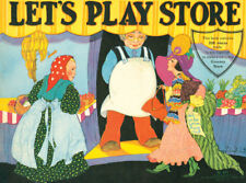 Let'S Play Store - Old time grocery fun - color prints of rare 1933 playset