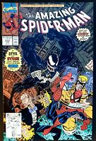 AMAZING SPIDER-MAN #333 NM 1990 VENOM STYX AND STONE Marvel Comics ERIK LARSEN