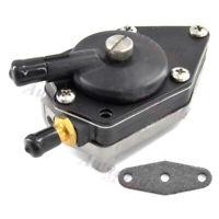 T27 New OEM OMC 377381 Fuel Filter Primer Pump Kit Outboards Built-in Fuel Tank
