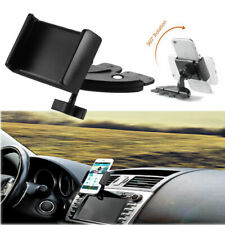 Universal Car CD Slot Holder Stand Cradle Mount for Mobile Cell Phone iPhone GPS