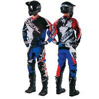 ONeal Element Shocker SET MX Moto Cross Hose Jersey Motorrad Enduro Offroad ATV