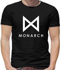 Monarch Mark Mens T-Shirt - God Zilla - Movie - Film - Minilla - Science