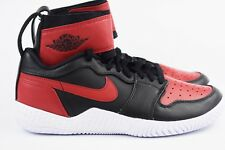 Womens Nike Flare LG QS AJ1 Size 8.5 Tennis Shoes Air Jordan 1 Red 878458 023