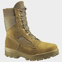 BATES 70701 US MARINES BOOTS ORIGINAL STEEL TOE MADE IN USA COYOTE 7-14 R/EW