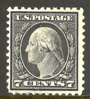 US #507 MNH OG 1917 Flat Plate Press, Unwatermarked; Perforated 11