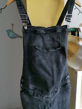Maternity denim dungarees 14