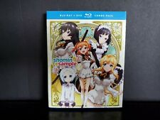 Shomin Sample: The Complete Series [Blu-ray/DVD] with slip cover New And Seal