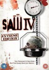 Saw 4 - Extreme Edition 2007 DVD Region 2