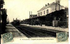 (S-72163) FRANCE - 95 - FRANCONVILLE CPA
