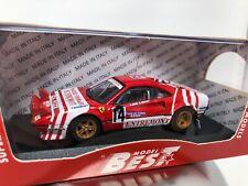 Best Model 1/43 - 1981 Ferrari 308 GTB Gr.4, Tour de Corse, Andreut/Biche #9446