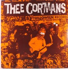 THEE CORMANS 'Halloween Records with Sound Effects LP mummies phantom surfers
