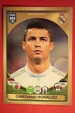 PANINI FIFA 365 - 2017 N. 87 C. RONALDO REAL MADRID TOP MINT !