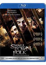 "BLU-RAY""Small Town Folk""(Bienvenue A Grockleton.La Mort Vous Y Attend)A-B-C-Neuf"