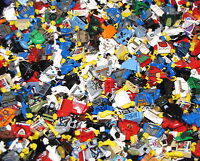 ☀️NEW LEGO LEGO BULK LOT OF 20 NEW MINIFIGURE TORSOS WITH HANDS TOWN POLICE CITY