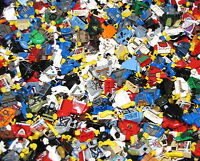 ☀️NEW LEGO LEGO BULK LOT OF 50 NEW MINIFIGURE TORSOS WITH HANDS TOWN POLICE CITY