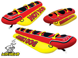 Airhead Tubeboat Tube Towable Schleppring Schleppreifen Wasserring Bananenboot