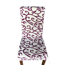 Removable Stretch Chair Covers Slipcovers Dining Room Dinning Stool Seat Cover