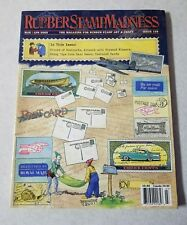 Rubber stamp madness issue 128 March April 2008 magazine