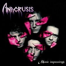 ANACRUSIS - Manic Impressions DLP (NEW*LIM.200*FUCHSIA V.*US EDITION*TECH/THRASH