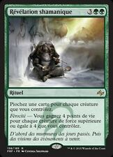 MTG Magic FRF - Shamanic Revelation/Révélation shamanique, French/VF