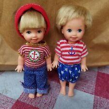 2 ~ Tommy doll Ken's little brother Barbie Kelly