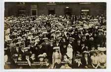 More details for (lc6158-436) rp church schools gathering, deepcar, stockbridge 1907 unused vg