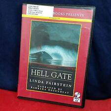 Hell Gate by Linda Fairstein Unabridged MP3 Audiobook CD
