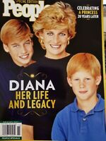 Princess Diana Her Life and Legacy People Magazine Special 2017