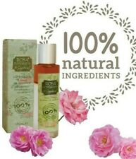 Bulgarian Rose face Bi-phase Toner & Cleanser Makeup remover 100% natural