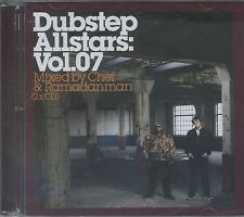 DUBSTEP ALLSTARS VOL. 07 2CD Mixed by Chef and Ramadanman