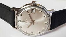 Vintage Armbanduhr Junghans in Edelstahl  – Handaufzug – Cal. 620.02