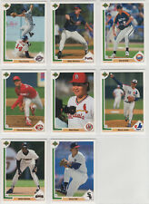 1991 Upper Deck Baseball Team Sets **Pick Your Team**