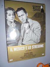DVD N° 40 IL GRANDE CINEMA DI ALBERTO SORDI  IL MEDICO E LO STREGONE MASTROIANNI