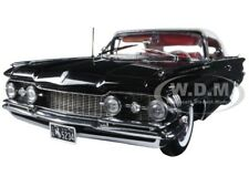 "1959 OLDSMOBILE ""98"" CLOSED CONVERTIBLE BLACK ""PLATINUM"" 1/18 BY SUNSTAR 5234"
