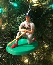 St. Louis Cardinals Christmas Ornament Mark Mcgwire Home Jersey not hallmark