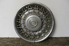 "OEM 15"" Wire Type Hub Cap Wheel Cover 3516478 3632139 1975-85 Cadillac (W28)"