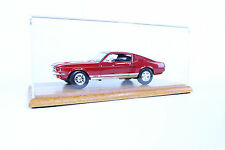 1:18 Display Case For Die Cast Cars Muscle Cars And NASCAR
