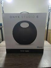 Harman Kardon Onyx 6 Studio Wireless Bluetooth Speaker - Black