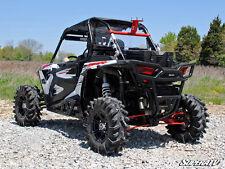 BLACK - Super ATV Polaris RZR 1000 Spare Tire Carrier - Unhinged ATV