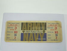 1965 Army vs Navy Game Ticket Football Game (2)