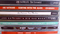 Joe Satriani- 8 CDs- lesen
