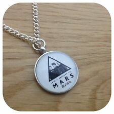 * 30 Seconds To Mars * 3stm letto Banda Triad Collar
