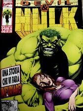 Devil & Hulk n°32 1996 ed. Marvel Italia [G.173]