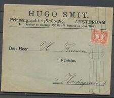GEILL.BSA RIJWIELEN FA.COUVERT SMIT AMSTERDAM - 'S HERTOGENBOSCH 20.VII.16 Zv466