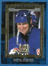 1999-00 UD Century Legends WAYNE GRETZKY Player Of The Century #90