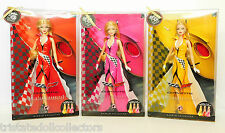 2009 CORVETTE AMERICAN FAVORITES SET Barbie (Red_Yellow_Pink TREASURE HUNT)_NRFB