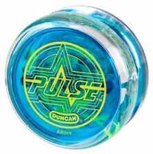 Duncan Pulse Light-up Yo-yo Intermediate Clear Blue 2017