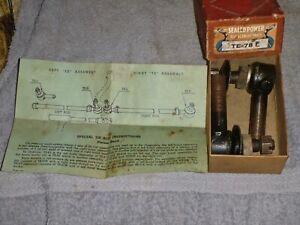 2 - Sealed Power Vintage TE-78 L Pontiac Tie Rod Ends 1953 - ??